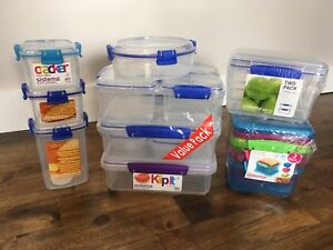 Sistema Storage Containers  NEW