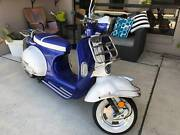 125cc Scooter - Vespa lookalike Tewantin Noosa Area Preview