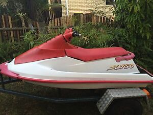 Polaris sl750 JetSki swap for boat McDowall Brisbane North West Preview