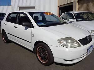 2001 Toyota Corolla Hatchback Bunbury Bunbury Area Preview