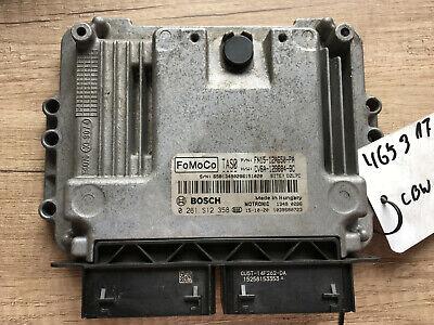 Używany, ENGINE ECU 0261S12358 FN15-12A650-PA  na sprzedaż  Tarnowiec k Tarnowa
