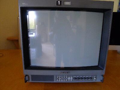 Sony PVM 20M4E Trinitron Color Video Monitor