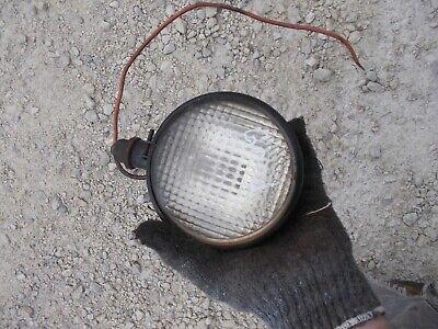 John Deere Mt Tractor Original 6v Working Light