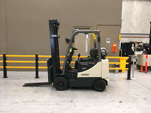 Crown CG20 CG Series Std Forklift Welshpool Canning Area Preview