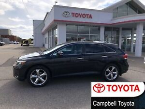 2014 Toyota Venza LIMITED--V6--AWD--NAV--HEATED LEATHER