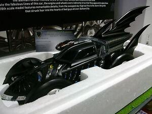 batmobile batman forever 1995 noir 118 hot wheels elite bcj98 voiture miniature