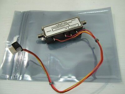 Midwest M//W DC-18 GHz 4.5 dB 10 watt  Attenuator TESTED Useful for PA testing!!