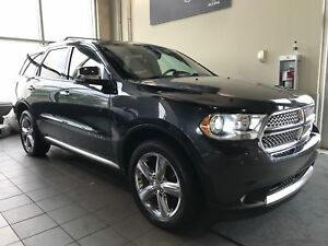 2013 Dodge Durango Citadel | Backup Camera | Navigation | Blueto