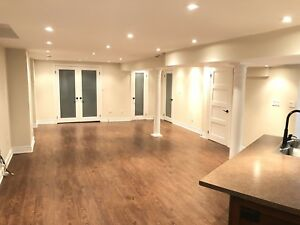2 BEDROOM BASEMENT FOR RENT IN CHURCHILL MEADOWS MISSISSAUGA