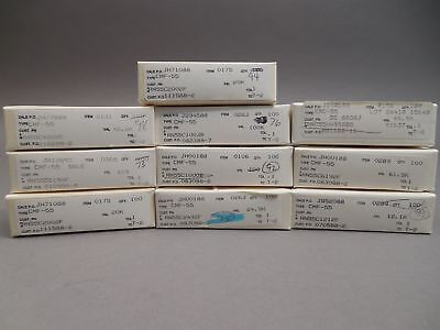 Mixed Lot Of 800 Dale Resistors - New