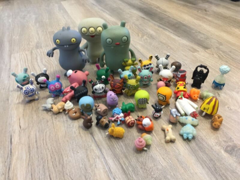 Ugly Dolls Classic Jeero variety collection a total of 19 different characters