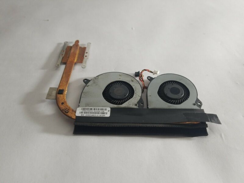 Asus Eee Pad B121 CPU GPU cooling fan & Heatsink 13GOK021AM020 #98