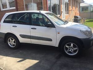2000 RAV4 Manual Beresfield Newcastle Area Preview