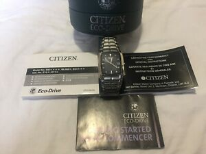 Citizen Eco-Drive watch
