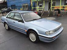 Ford Corsair Ghia 1 Owner Only 61,000kms 3MTHS REGO!1 YR WARRANTY Haberfield Ashfield Area Preview
