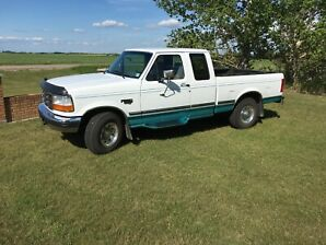 REDUCED 1996 Ford F250