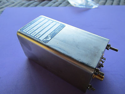 Vectron Quartz Crystal Oscillator 100 Mhz Frequency Calibrator Standard