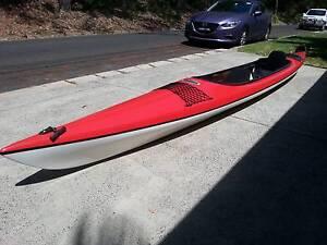 Prijon Yukon II Relax Double Kayak - As New Koolewong Gosford Area Preview