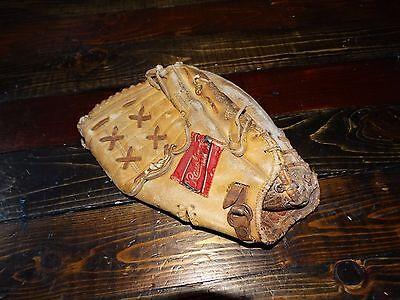 18282 ~ Vintage Rawlings Billy Williams Leder Baseball