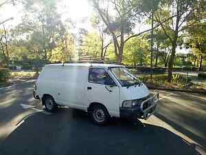 Toyota TownAce,11 Month Regio, LPG, build in Bed and Storage Room Waterloo Inner Sydney Preview