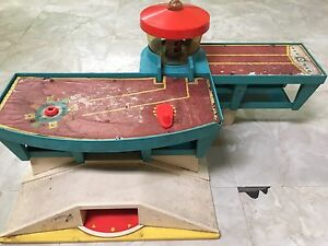 Vintage Fisher Price set#966 Airport