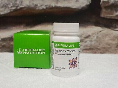 HERBALIFE MULTIVITAMIN WOMAN'S CHOICE For Menopausal Support 30 tablets