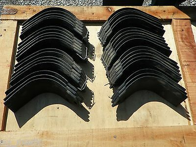 "Agric Replacement Tiller Tines Code 04503303 & 04503400 Full Set 60"" Machine"