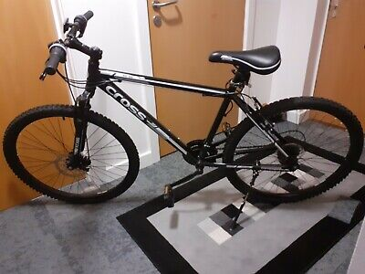Bicycle Cross FXT300 26In wheel size . Unwanted gift -with stand and lock