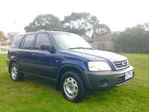 2002 Honda AUTO CR-V with Rego in Great Condition Narre Warren Casey Area Preview