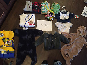 12 month boy clothes and more