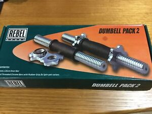 Dumbbell from Rebel.  Unwanted gift.  Never used. Bruce Belconnen Area Preview