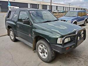 Wrecking 97 #Holden #Frontera Sport MT #4WD 161102 Port Adelaide Port Adelaide Area Preview