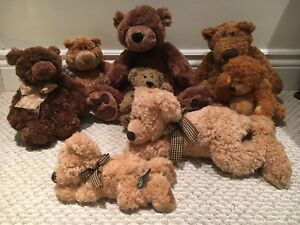 STUFFED ANIMALS -NEW