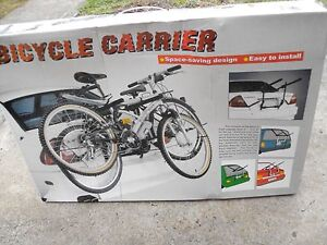 Car Bicycle Bike Carrier Strap-on Rack Carriers Three Bikes-NEW Salisbury Brisbane South West Preview