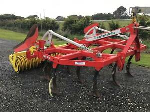 Pottinger Syncro 3000 Syncro 3030 Cultivators Somerset Waratah Area Preview
