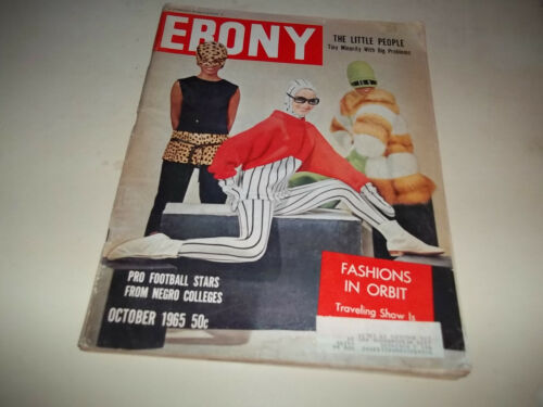 Ebony magazine Oct 1965  Who Killed Malcolm X?  Good