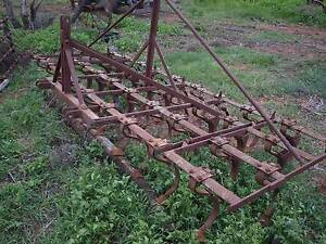 Antique seeder cultivator Swan Hill Swan Hill Area Preview
