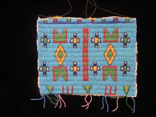 Lakota Sioux Beaded Bag