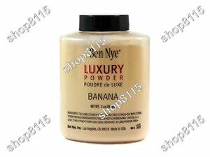 Ben Nye Banana Luxury Powder Puder Kim Kardashian Puder 3 OZ Unzen 85 g.