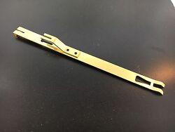"Original Kieninger Grandfather Clock Movement Pendulum Leader Hanger 7"" Length"