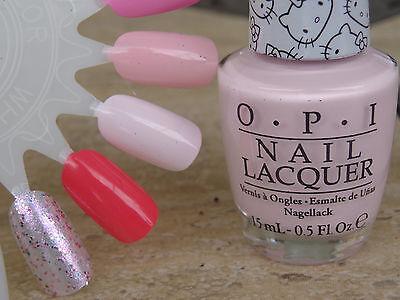 OPI Nail Polish Let