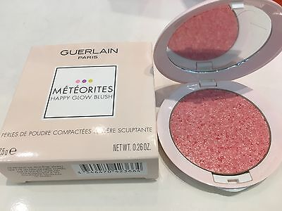 Guerlain Meteorites Happy Glow Blush Spring 2017 Happy Glow Collection blusher