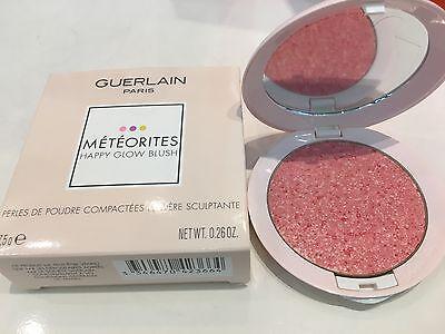 Guerlain Meteorites Happy Glow Blush Spring 2017 Happy Glow Collection blusher
