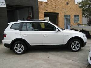 2008 BMW X3 SUV 2.0D SUNROOF/LEATHER 116,000 KLMS A1 Heidelberg West Banyule Area Preview