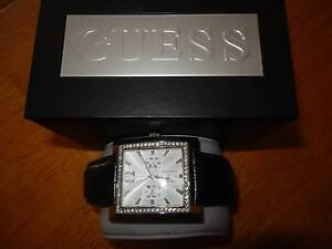 Brand new Guess Ladies Watch with Swarovski Crystals around Face Boronia Knox Area Preview
