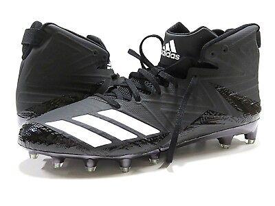NIB ADIDAS SM freak x CARBON mid NFL Black Football Cleat Men s Size 13 NWT 65619158d