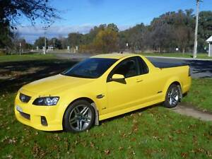 2011 Holden VE II Commodore SS Ute, 6.0 LITRE AUTO Holbrook Greater Hume Area Preview