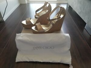 Brand new jimmy choo shoes size 10