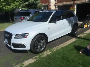 2016 Audi Q5 Lease Takeover