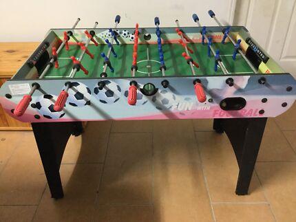 Foosball Table Table In Queensland Gumtree Australia Free Local - Gamepower foosball table